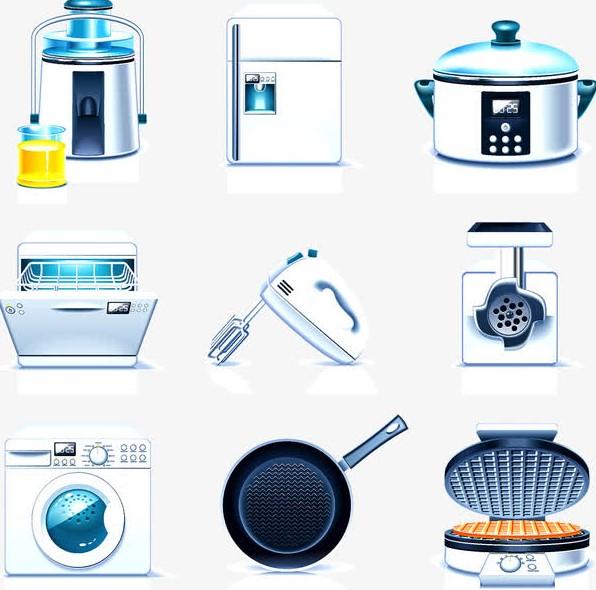 电饭煲、微波炉、燃气灶—厨房电器MES系统